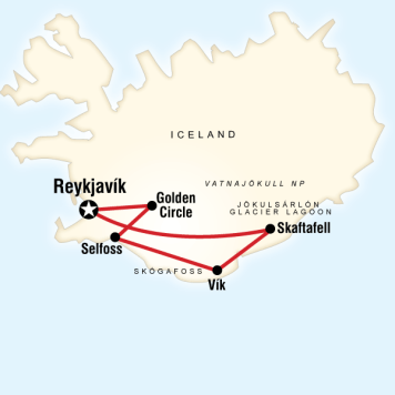 İzlanda Macera Turu