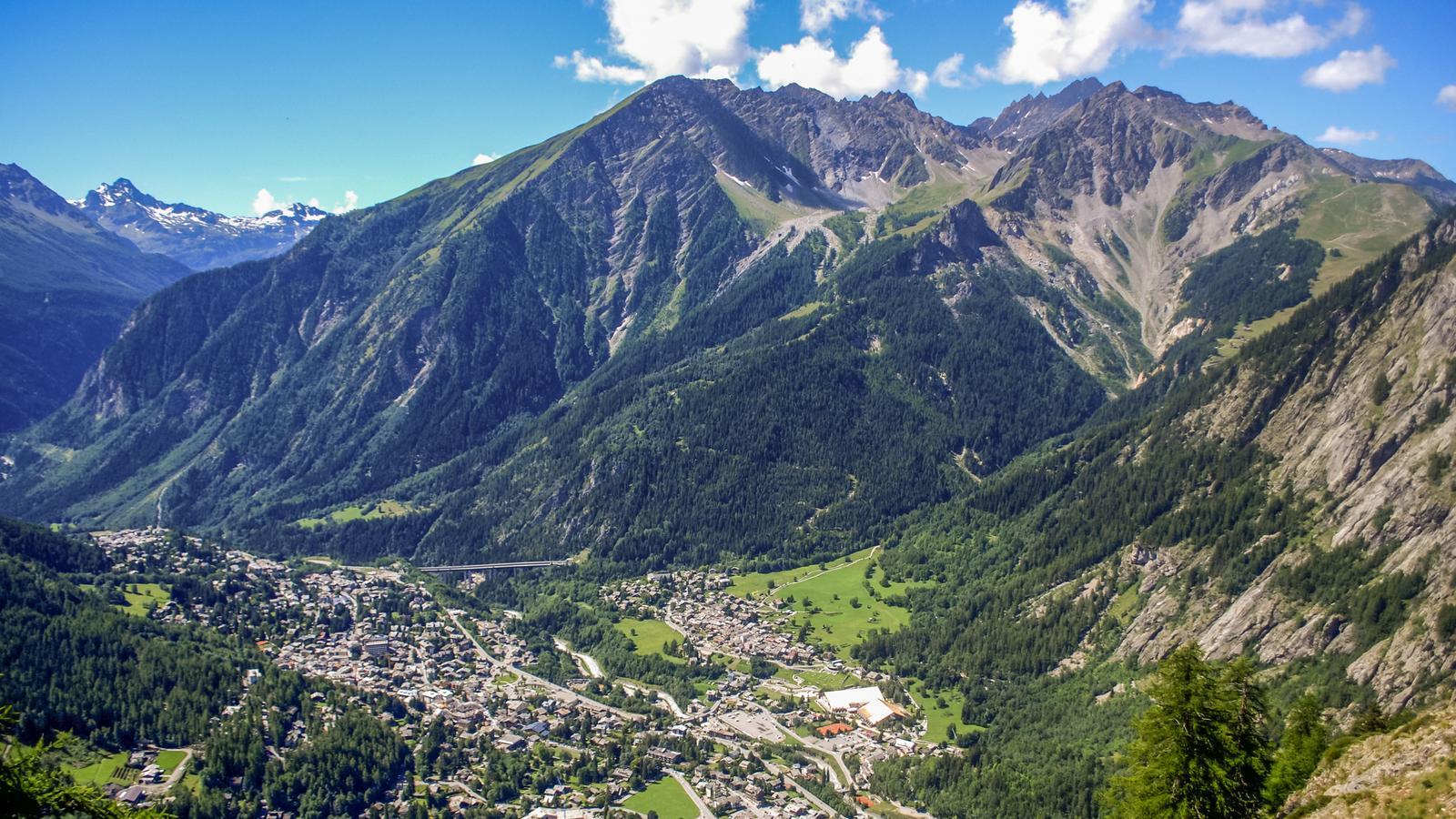 10 Days, Chamonix To Chamonix