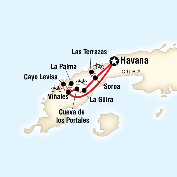 Küba Bisiklet Turu