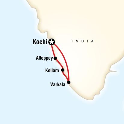 Hindistan Kerala Turu