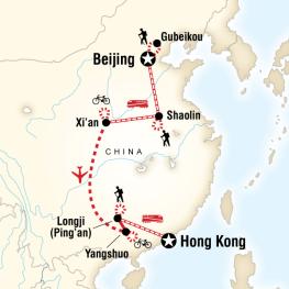 Çin Macera Turu