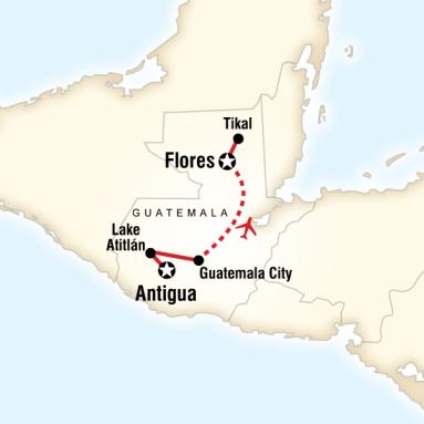 Guatemala Turu