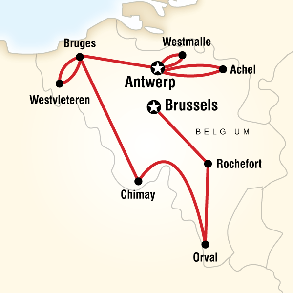 Belçika Bira Turu