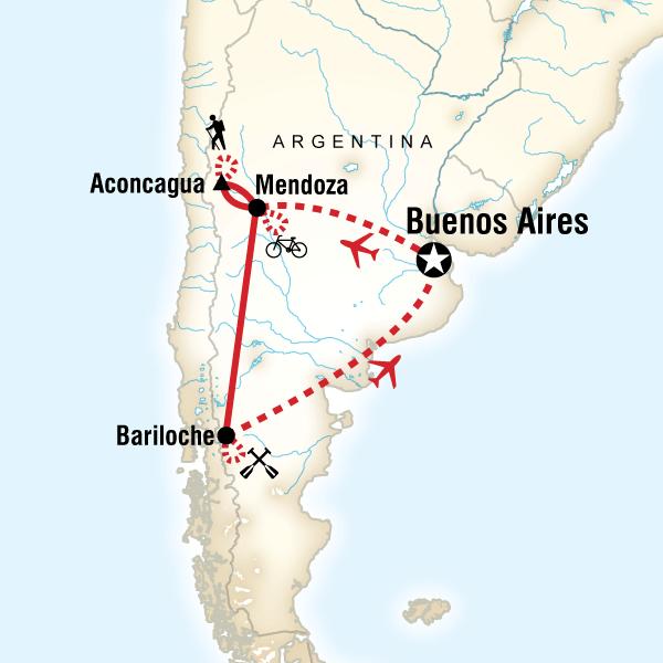 Arjantin Macera Turu