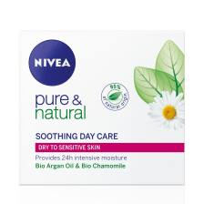 Pure & Natural Soothing Day Care 50ml