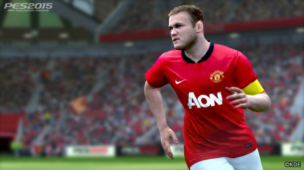 PES 2015: primi screenshot
