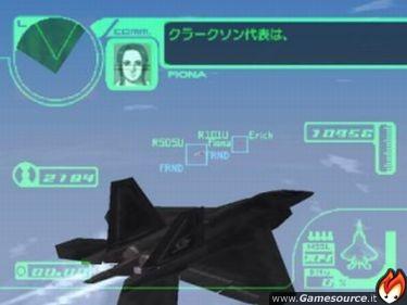 A bordo di un Raptor C, Nemo aiuta Erich durante una missione di scorta: Fiona sta pilotando un aereo passeggeri la cui sopravvivenza è vitale.