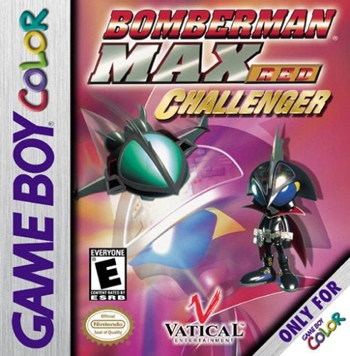 Bomberman Max Red Challenger Game Boy Color IGN