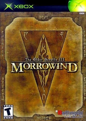 Elder Scrolls III Morrowind Review IGN