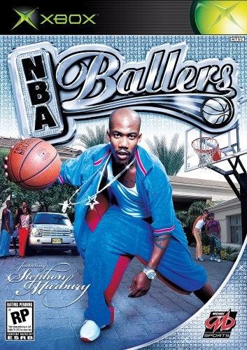 NBA Ballers IGN