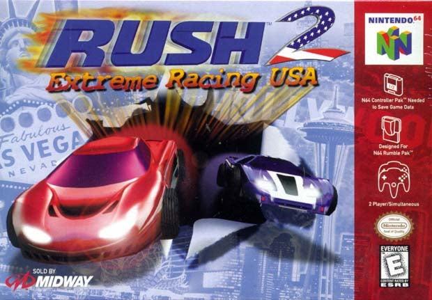Rush 2 Extreme Racing USA IGN