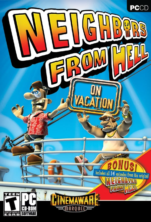 Neighbors From Hell On Vacation PC IGN