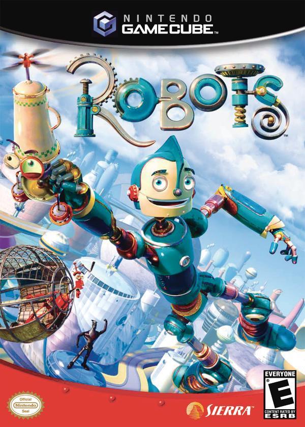 Robots GameCube IGN