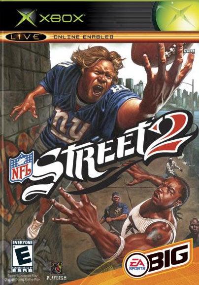 NFL Street 2 Xbox IGN