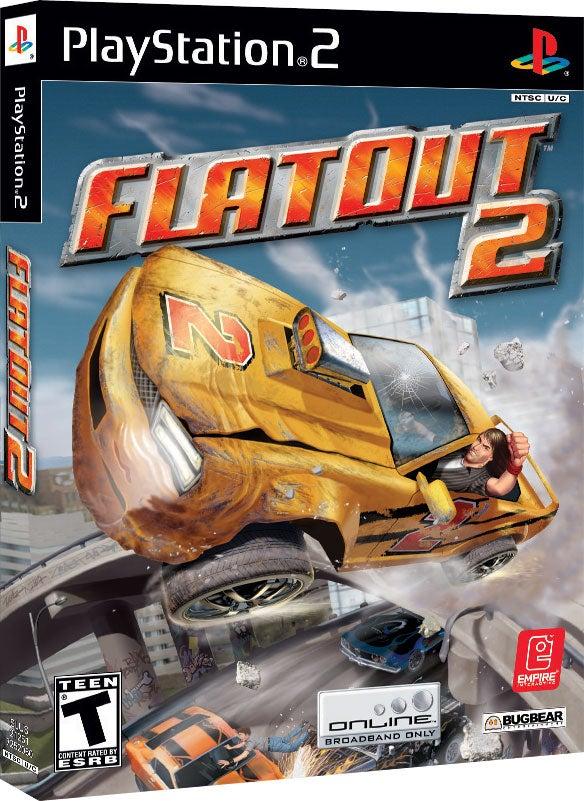 FlatOut 2 PlayStation 2 IGN