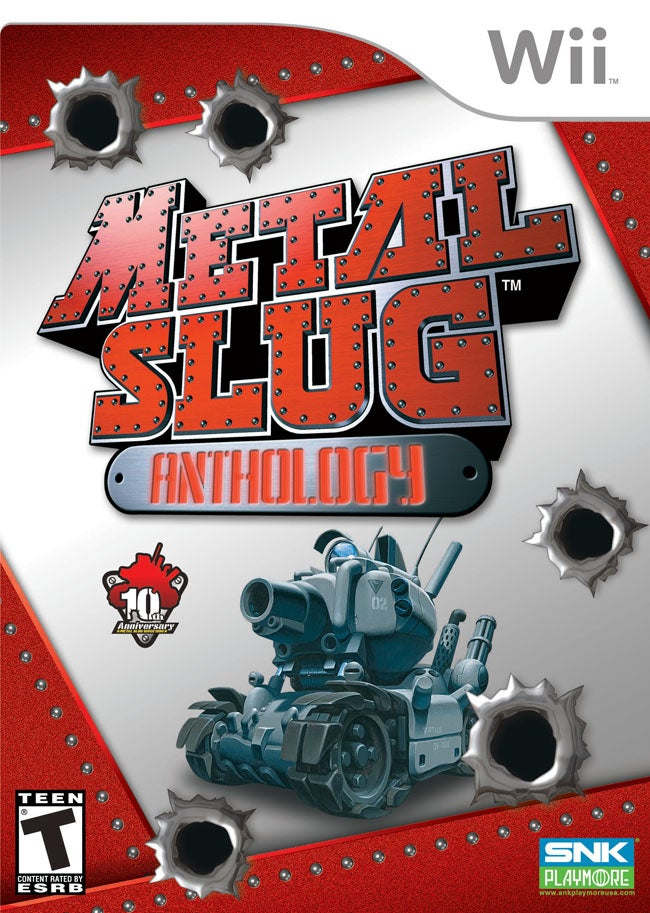 Metal Slug Anthology - Wii - IGN
