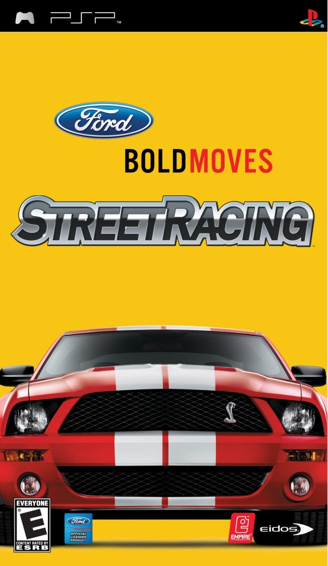 Ford Bold Moves Street Racing PlayStation Portable IGN