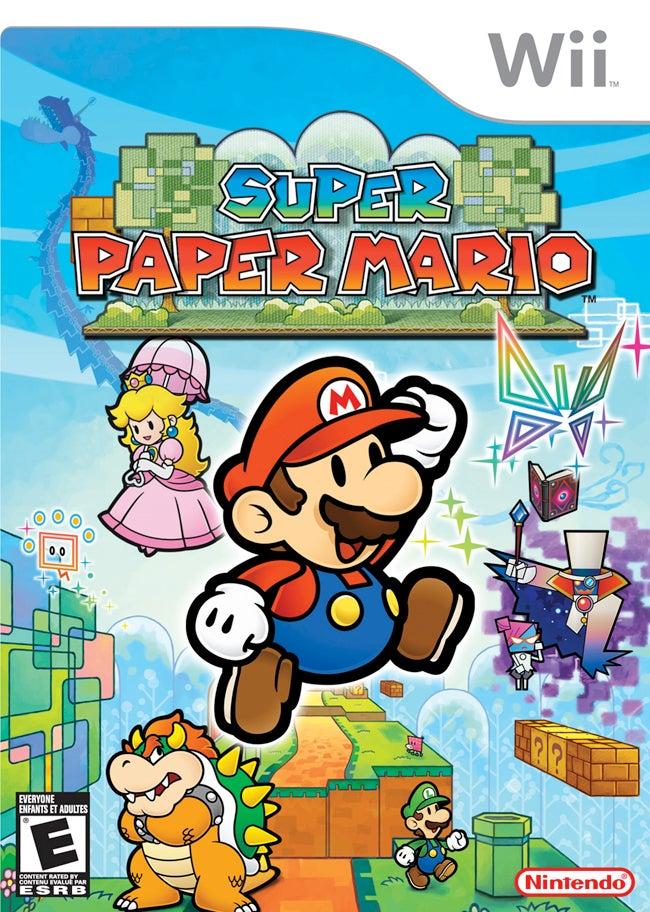 Super Paper Mario Maps : super, paper, mario, Super, Paper, Mario, Guide