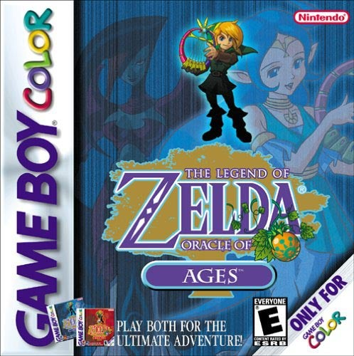 Legend of Zelda Oracle of Ages PDF Guide GBC  IGN