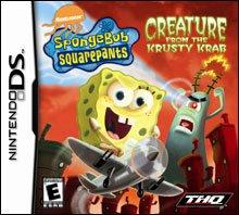 spongebob squarepants creature from