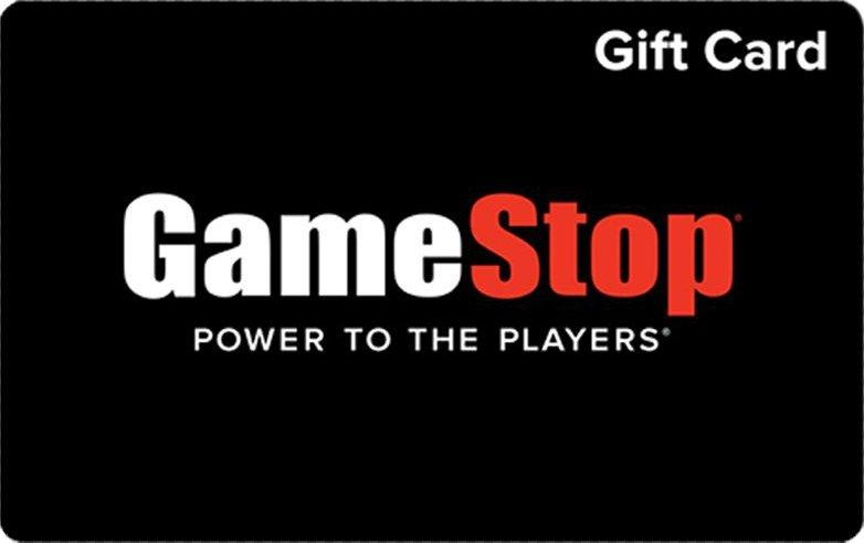 Gift Cards Certificates For Gamers Gamestop