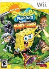 spongebob squarepants featuring nicktoons
