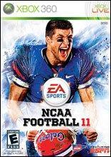 Ncaa Football 11 Xbox 360 Gamestop