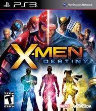 x men destiny playstation