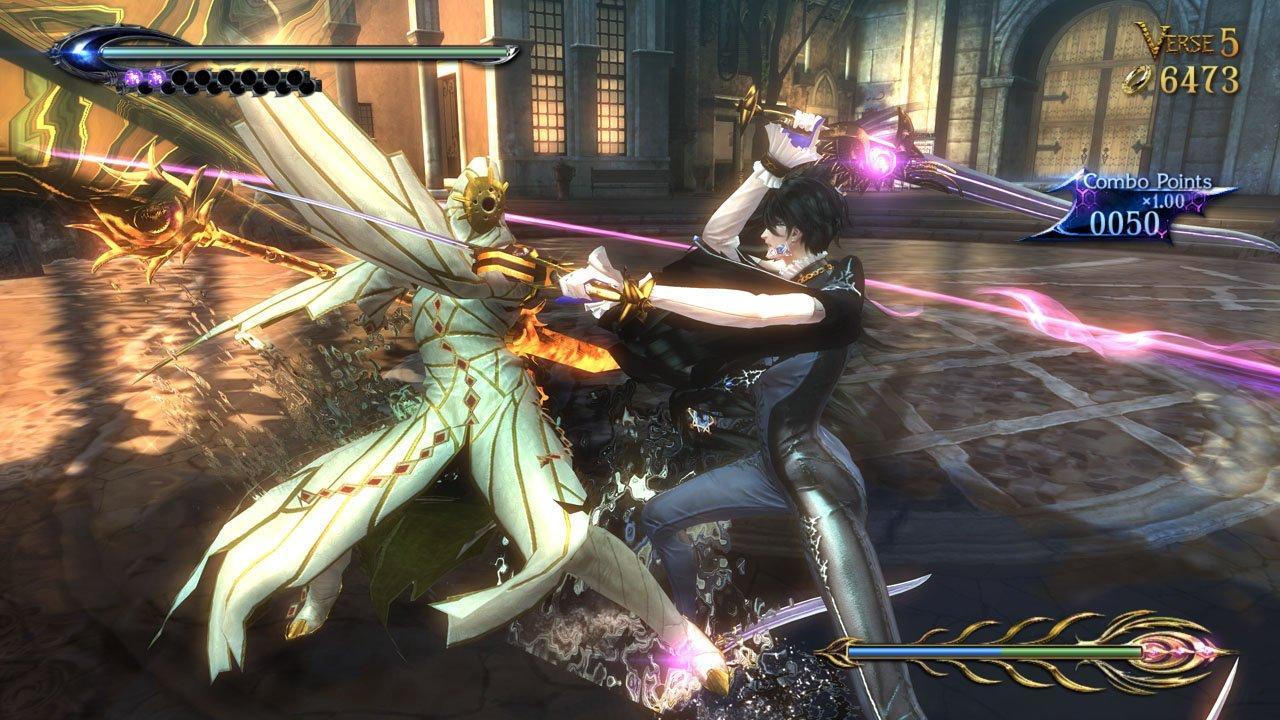 Bayonetta 2 Nintendo Switch Gamestop