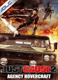Just Cause 2 Agency Hovercraft Pc Gamestop