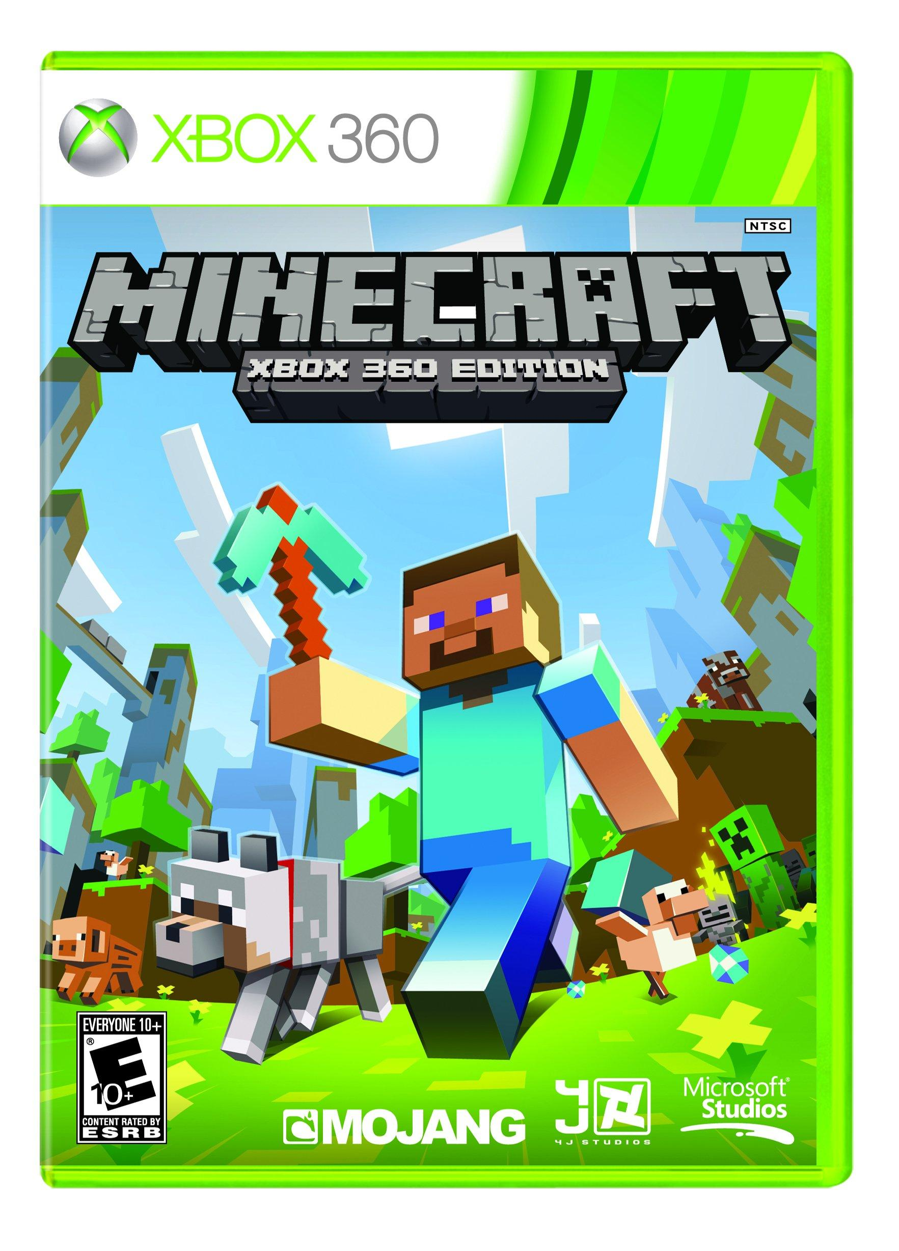 Minecraft Adventure Maps Xbox360 : minecraft, adventure, xbox360, Minecraft:, Edition, GameStop
