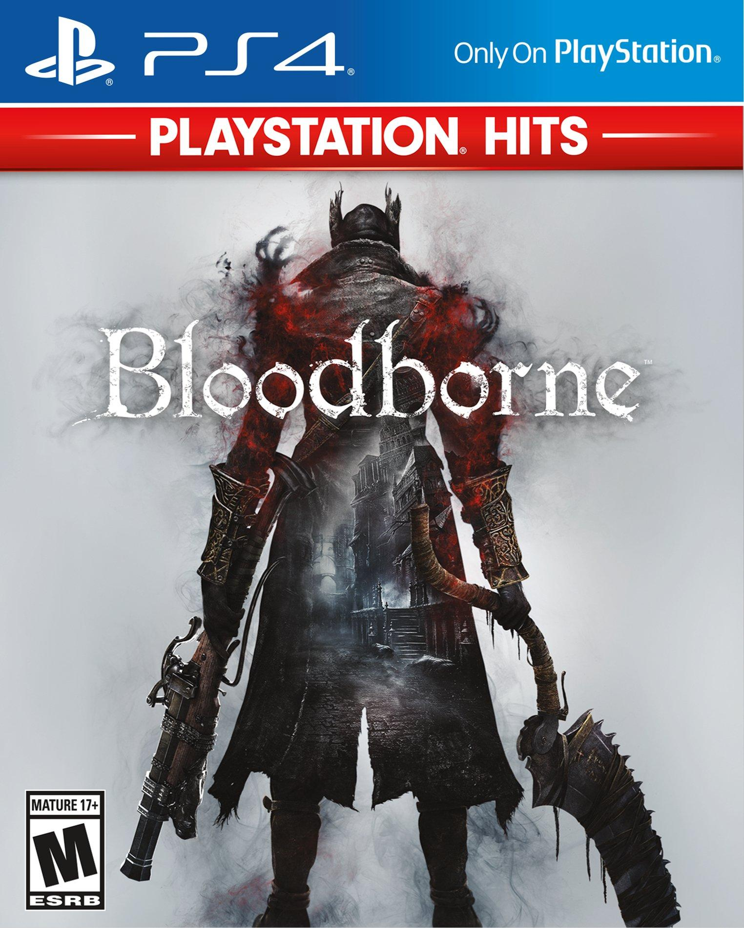 Bloodborne Playstation 4 Gamestop