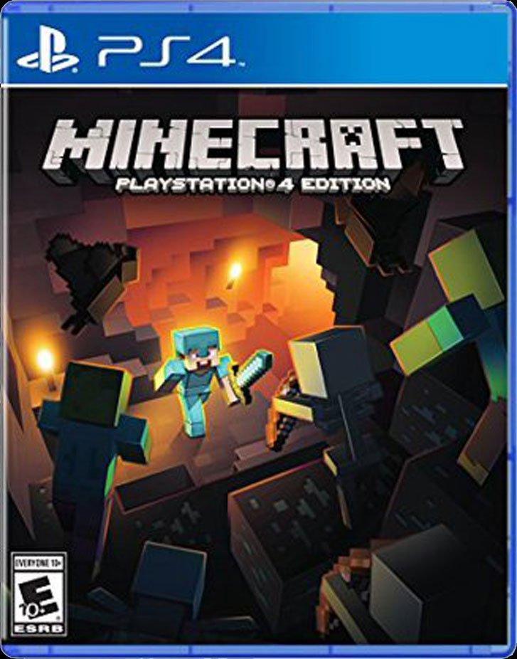 Minecraft Playstation 4 Edition Playstation 4 Gamestop