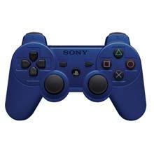 Dualshock 3 Wireless Controller Blue Playstation 3