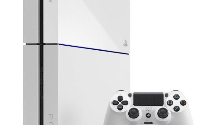 Playstation 4 White 500gb Playstation 4 Gamestop