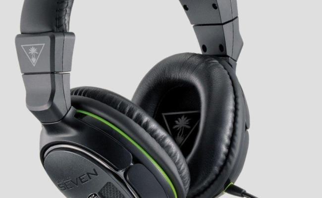 Xbox One Ear Force Xo Seven Pro Gaming Headset Xbox One