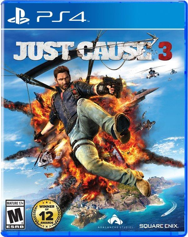 Just Cause 3 Playstation 4 Gamestop