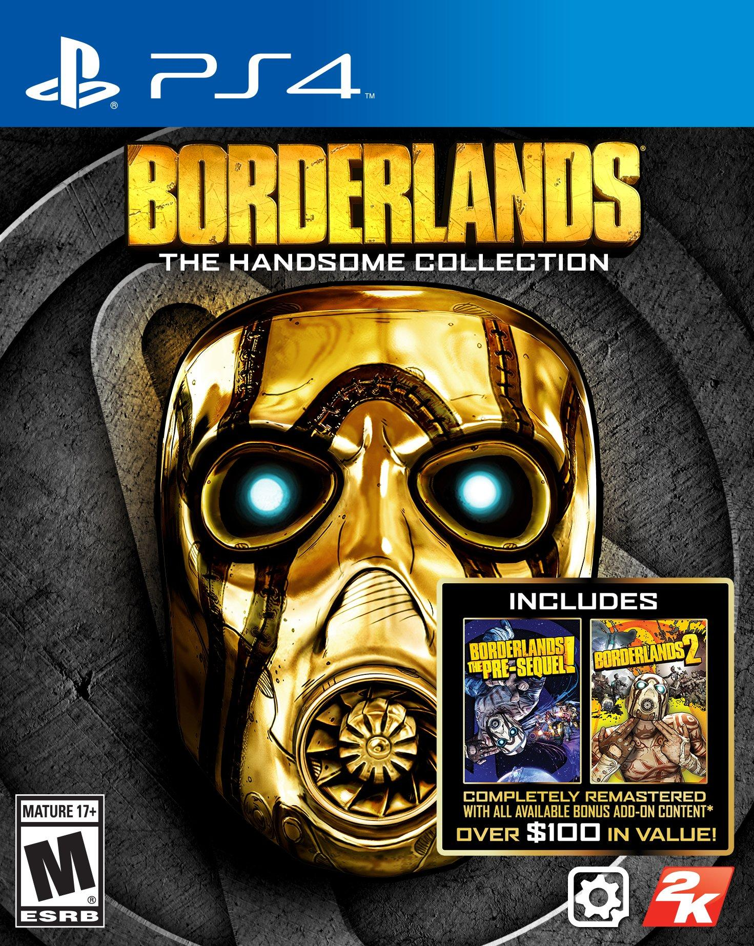 Trade In Borderlands The Handsome Collection Gamestop