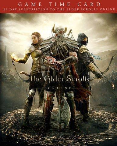 The Elder Scrolls Online Tamriel Unlimited 60 Day