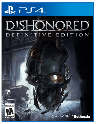 dishonored definitive edition playstation