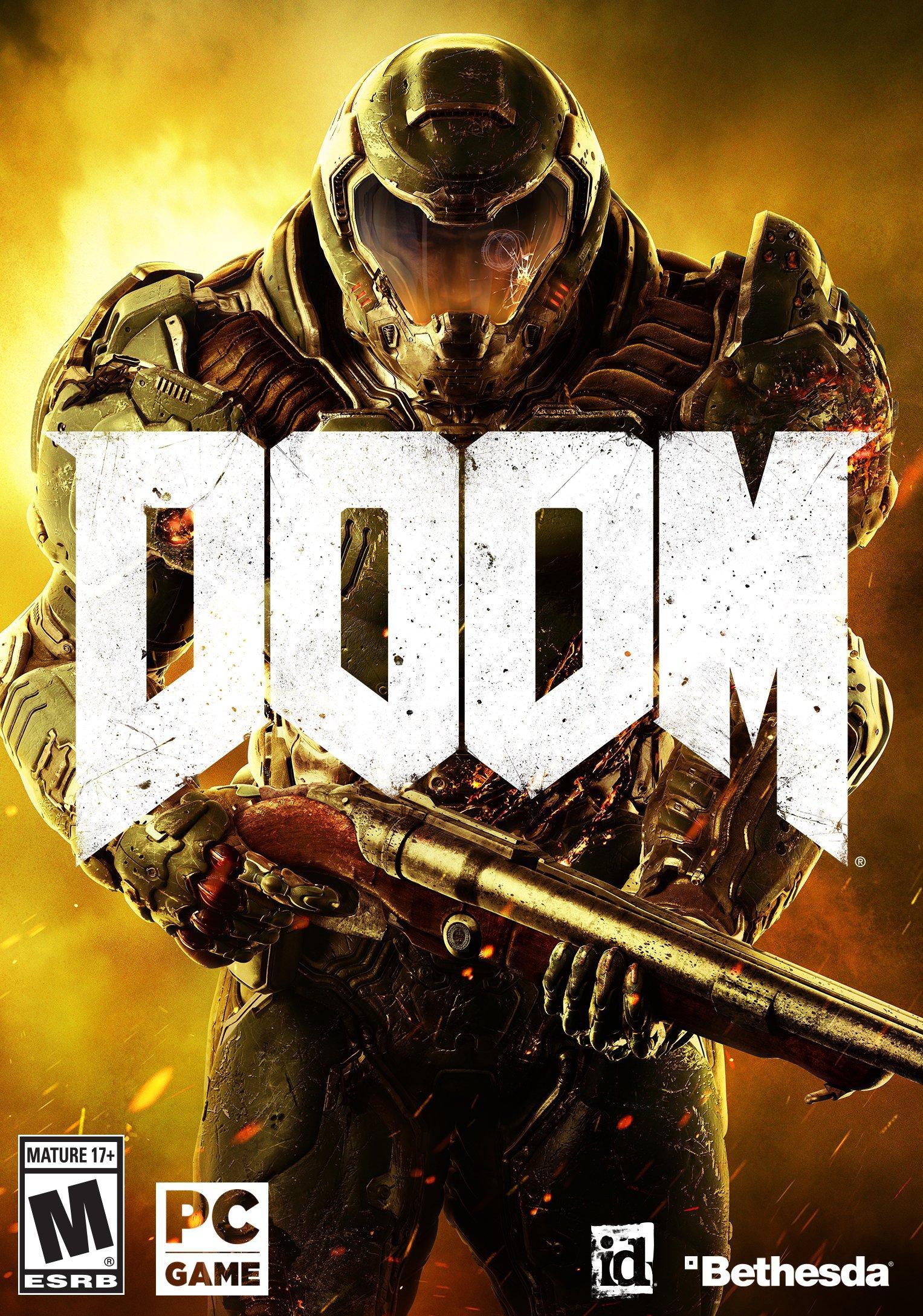 doom pc gamestop