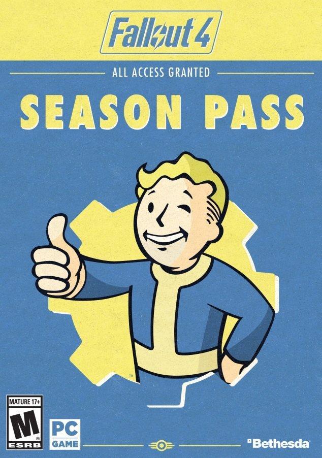 Fallout 4 Season Pass Pc Gamestop