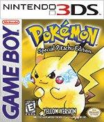 Pokemon Yellow Version Nintendo 3ds Gamestop