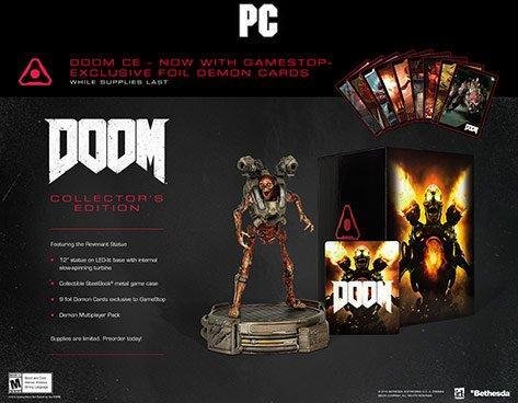 doom collector s edition