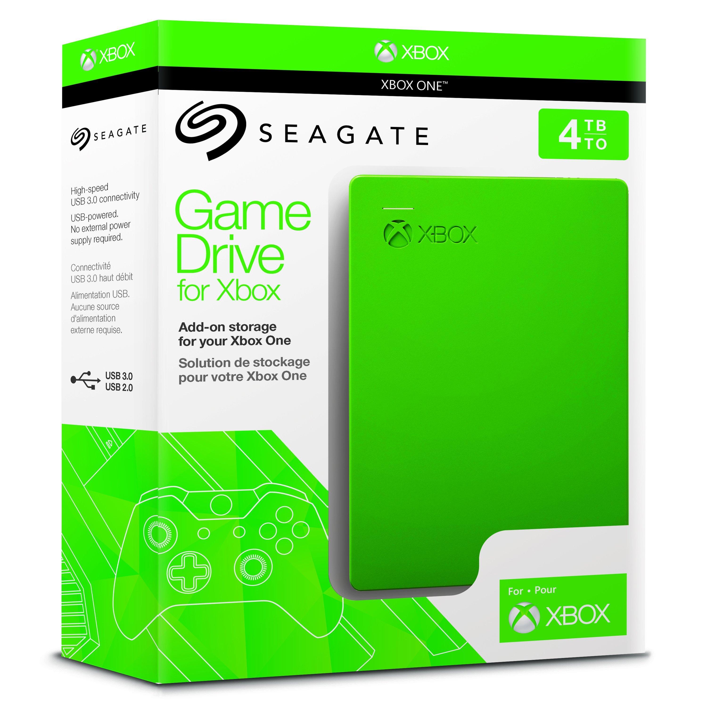 Xbox One Game Drive External Hard Drive 4tb Xbox One