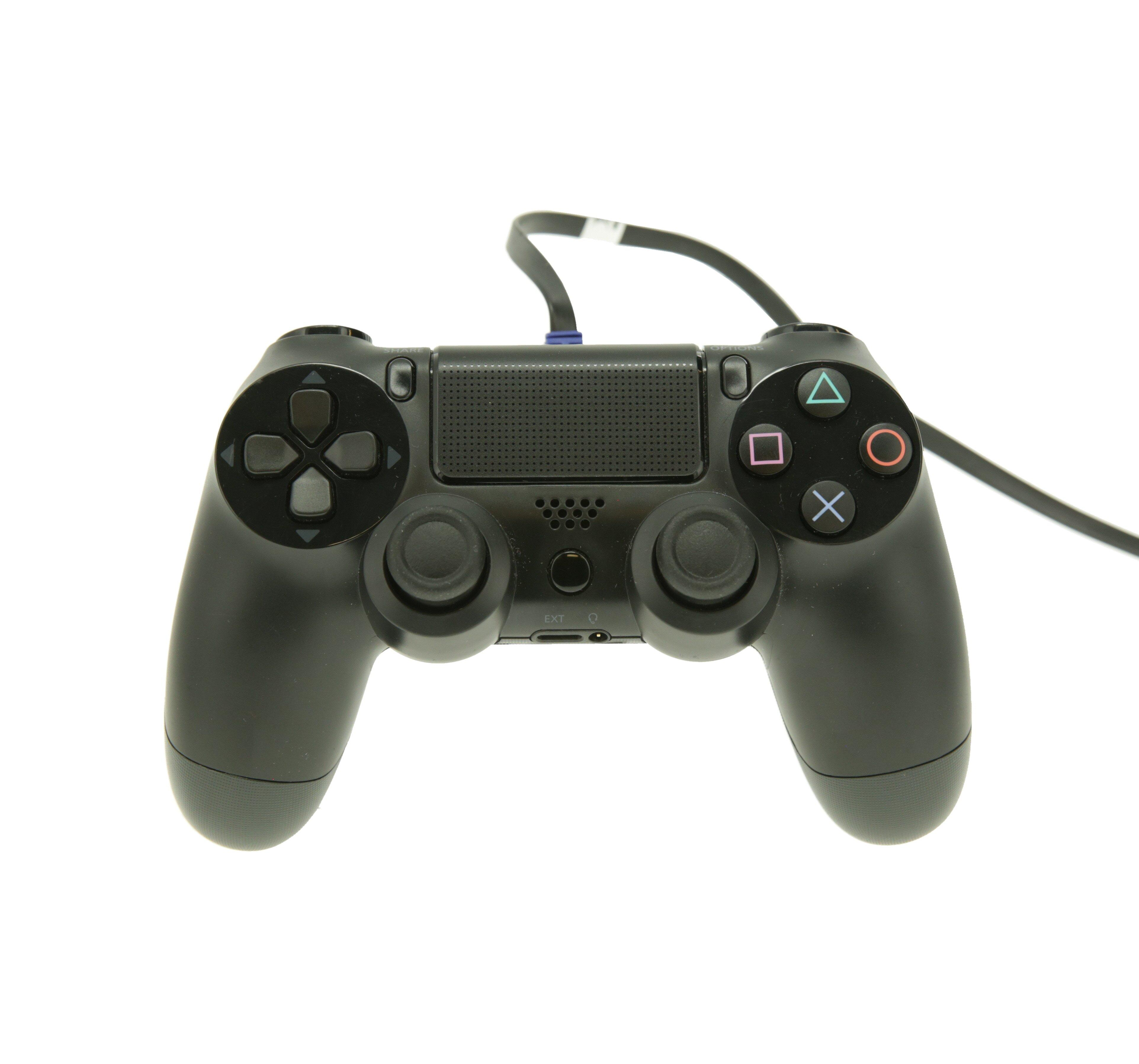 Playstation 4 Wired Controller Any Used Playstation 4