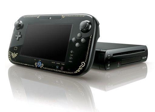 Trade In Nintendo Wii U 32gb Legend Of Zelda System