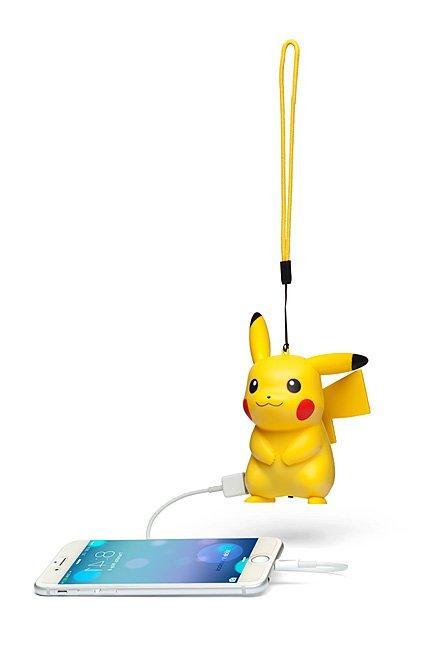 pokemon pikachu portable charger