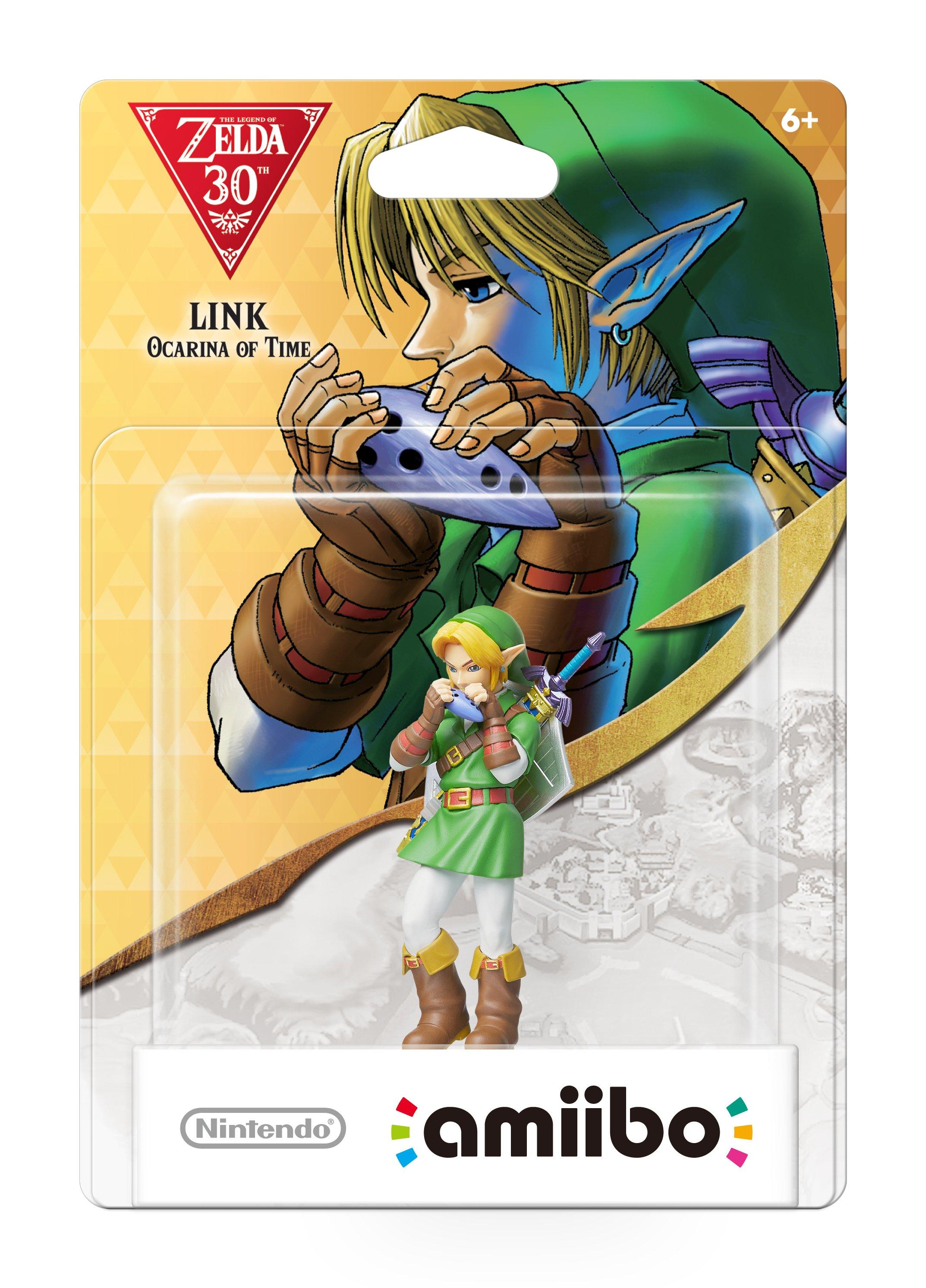 The Legend Of Zelda: Ocarina Of Time : legend, zelda:, ocarina, Legend, Zelda:, Ocarina, Amiibo, Universal, GameStop