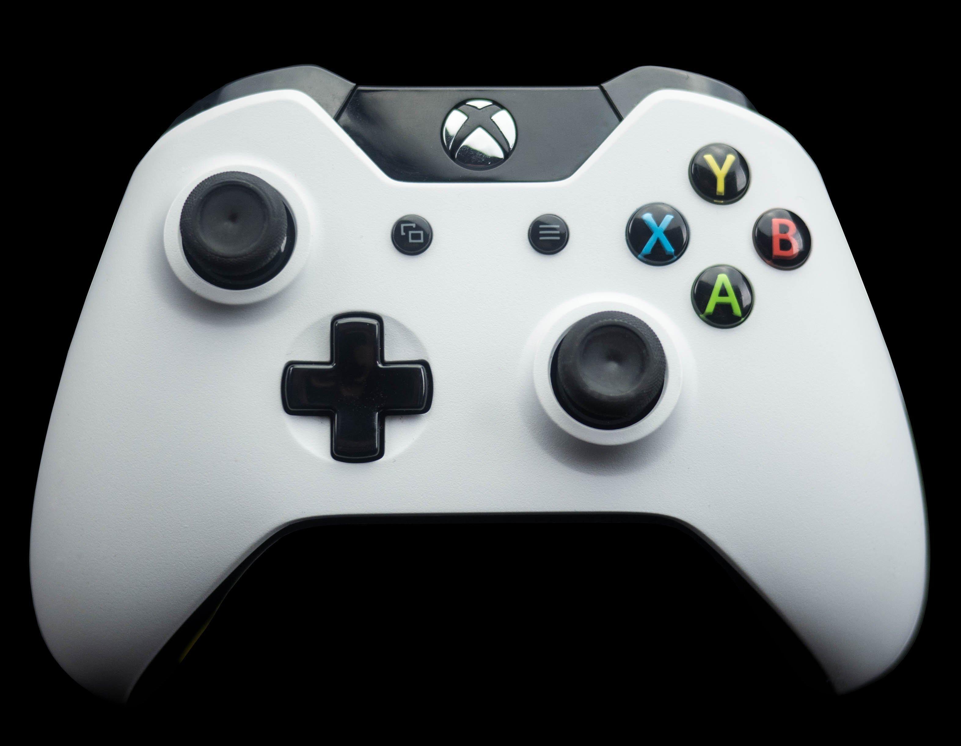 Xbox One Snow Wireless Controller Xbox One Gamestop